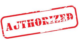 A to Z translator Letter of Authorization