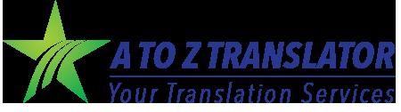 A to Z Translator Services